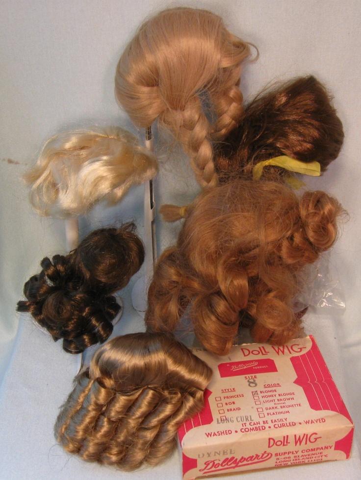 59 Best Doll Restoration Hair Images On Pinterest