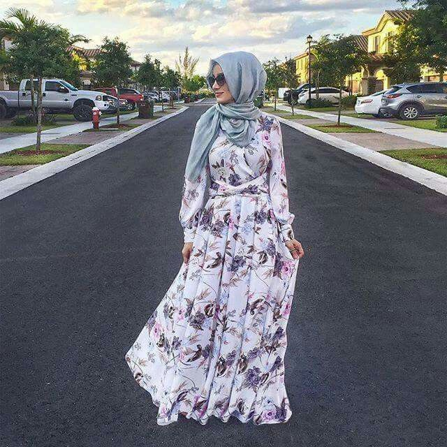 #hijab #dress