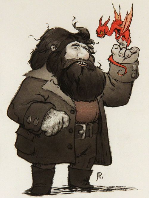Ilustraciones  de Harry Potter
