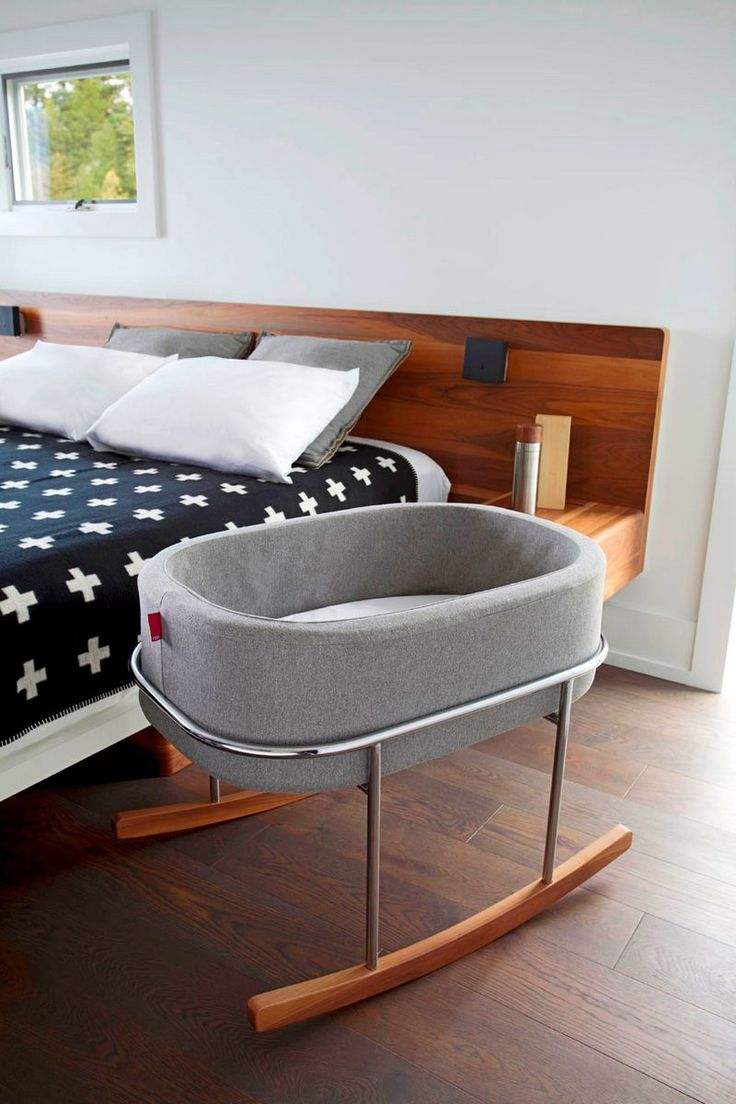 Baby bed that connects to parents bed - A Co Sleeper Is A Baby Bed That Attaches To One Side Of An Adult Bed It Allows Baby To Remain Close To The Parents At Night Without Actually Being In The