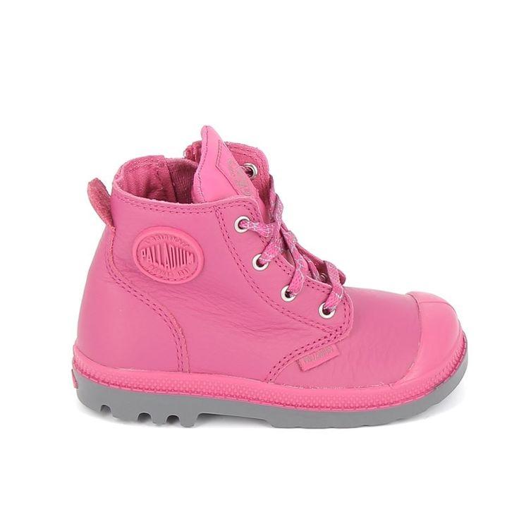 Femme Palladium Salmon Oxford Basses Sneakers Pink Rose Lp Pampa rXvqr