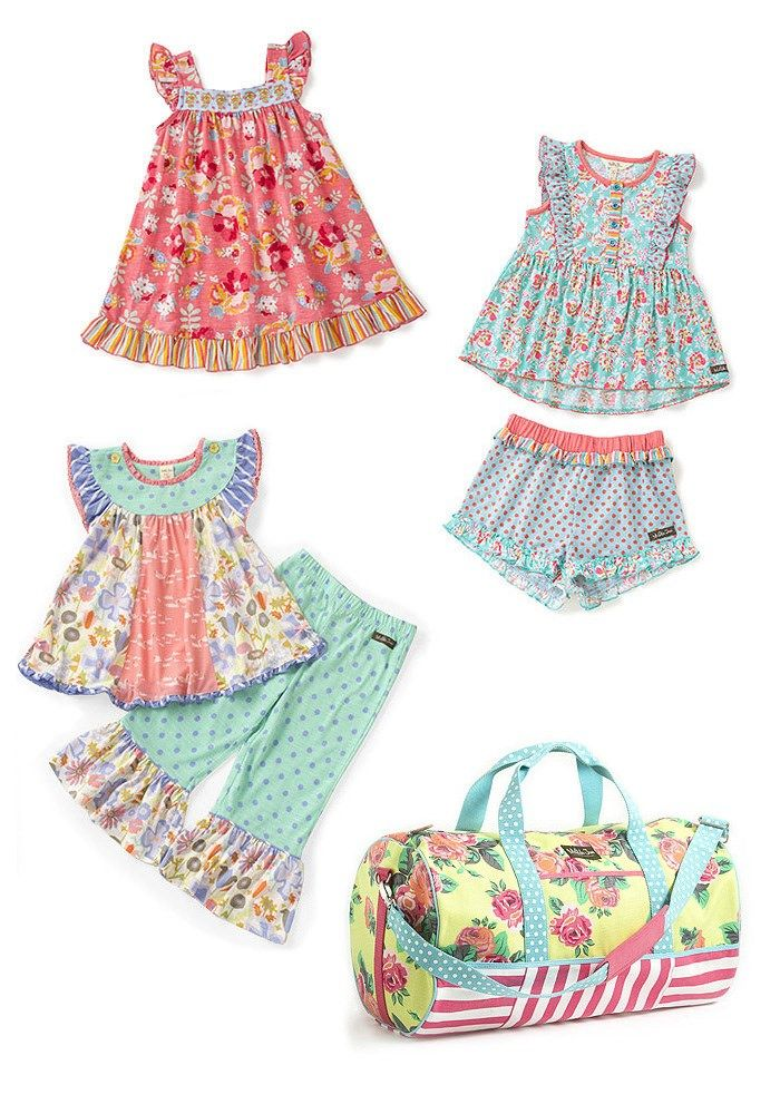 faf49d9fc553 Party Time Bundle - Matilda Jane Clothing - The Party Time Bundle features  the Cruise Control Pajama Set