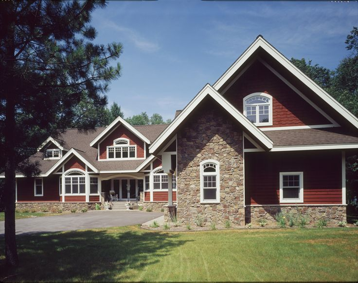 245 best home plans with great curb appeal images on for Circle house plans