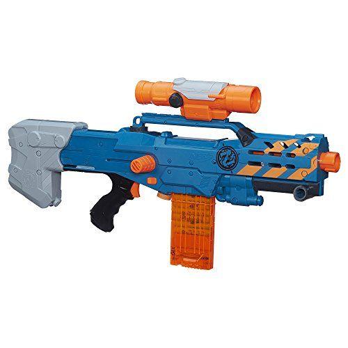 Nerf Zombie Strike ZED Squad Longshot CS-12 Blaster Nerf http://www.amazon.com/dp/B00Y8YOFP0/ref=cm_sw_r_pi_dp_J7Jmwb1H8M42Z