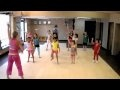 Zumba for kids ~ ♥ it!! - use for indoor recess