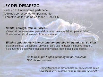 Juan Linares: SIETE LEYES ESPIRITUALES DEL EXITO