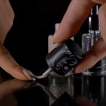WATCH FULL VIDEO ON OUR FACEBOOK!  #GOSHCOPENHAGEN #FastDryDrops #HowTo #GOSH #QuickDry #NailCare #Nails #GOSHAW15 #MakeYourImpression