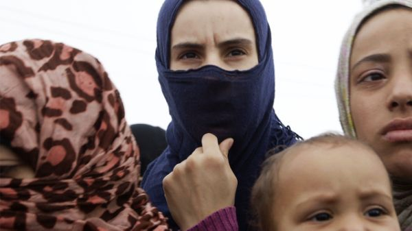 Freezing and Fighting for Aid: Syrian Refugees in Lebanon (Trailer) Preview Image