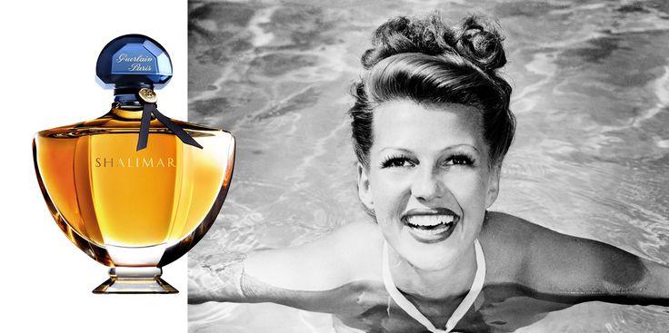 Rita Hayworth: Guerlain Shalimar  - TownandCountryMag.com