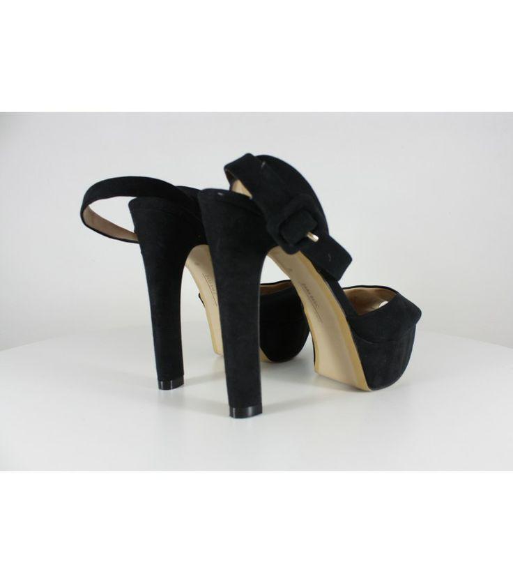 Peep-Toe Heels / 40 - WST.fi
