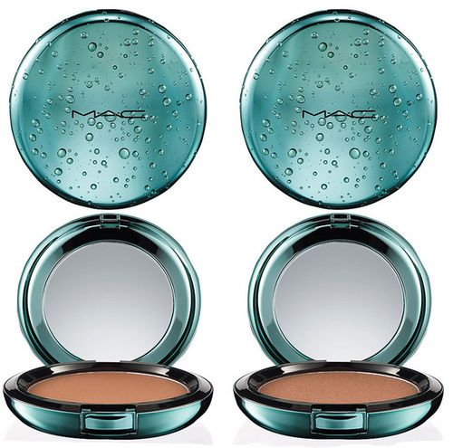 MAC Cosmetics Alluring Aquatic Collection via @The Dieline