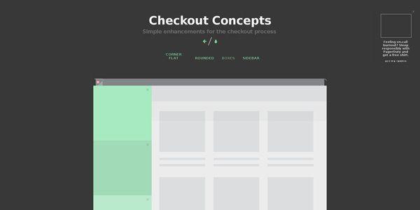 Checkout Concepts
