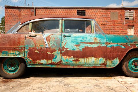 The Rust is Beautiful
