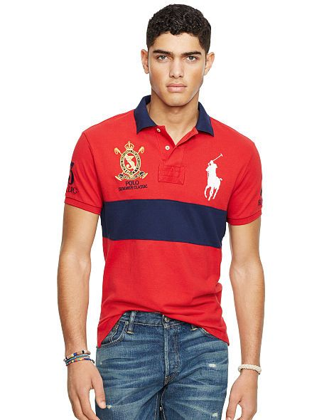 62 best images about big pony polos on pinterest big for Big and tall custom polo shirts