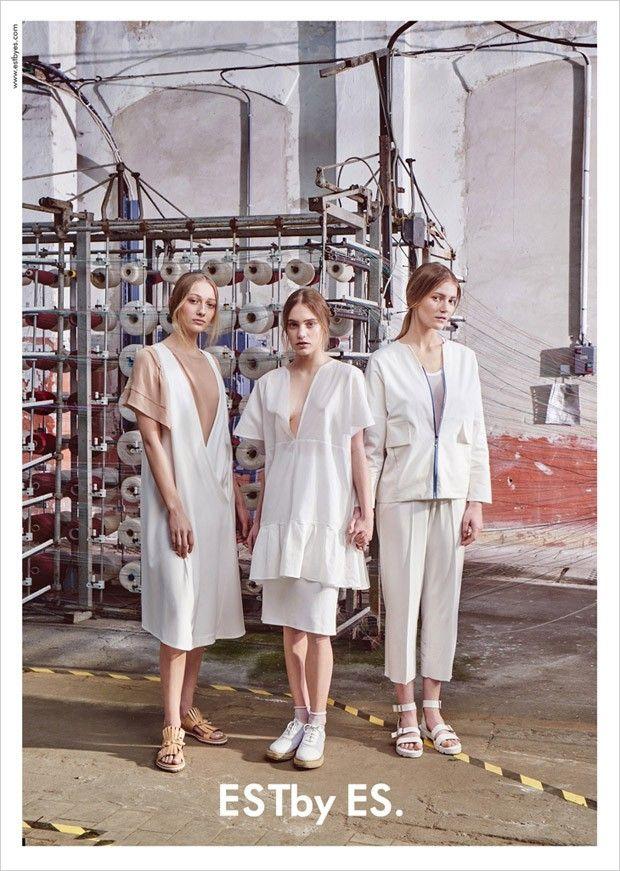 ESTby ES Spring Summer 2015 by Zuza Krajewska