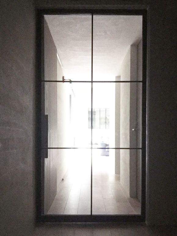 アイアン格子のドアと鉄製品の作家さんについて インテリア 家具