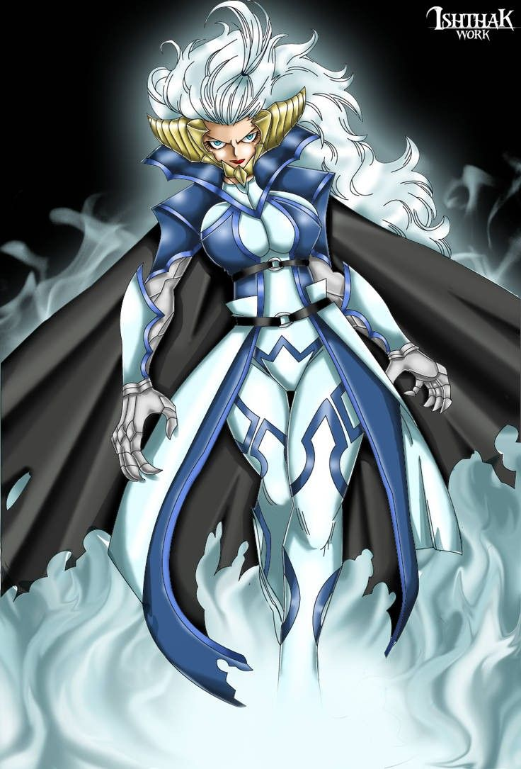 Pin By Shannon Blalock On Fairy Tale Badass Female Wizards Fairy Tail Pictures Fairy Tail Girls Mirajane Fairy Tail Mirajane has long, white hair, with a portion of it bound in a frontward pony tail. pinterest