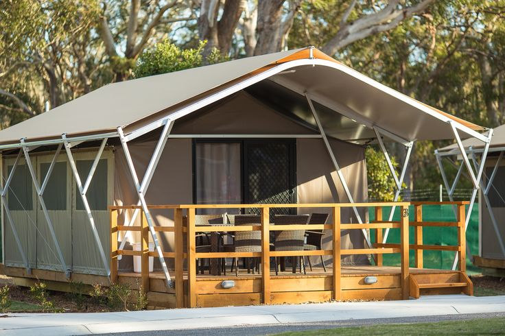 If you love camping but aren't into the setup and pack down dramas that go along with the standard family camping trip then you have to give the new Safari Tents a goat Shoal Bay Holiday Park, Port Stephens. Shoal Bay Holiday Park's new permanent Safari Tents are open for bookings, offering a comfortable camping…