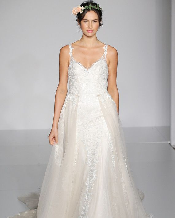 17 Best Images About New York Bridal Fashion Week Spring