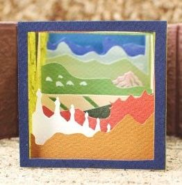 tunnel book information round up: Minis Books, Books Art, Cara Books, Tunnel Books Accordion, Altered Books, Handmade Books, Books Accordion Books Dioramas, Books Resources
