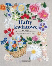 Hafty kwiatowe-Kirby Huguette i Clemence