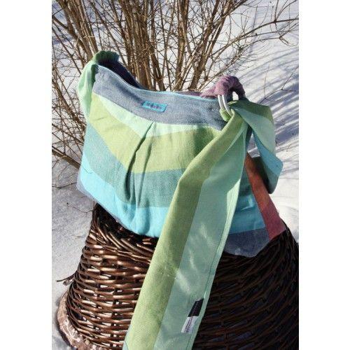 Nurture Nest SlingyRoo Bag - Rainbow Springs - Baby Carrier Accessories
