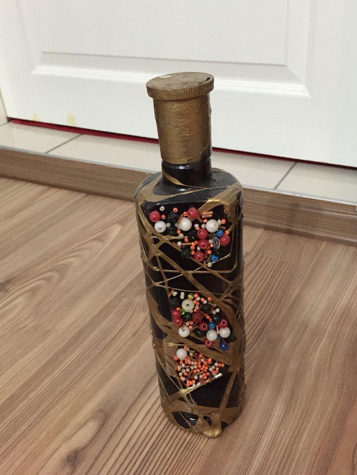 Bottle ...my favourite dıy bottle