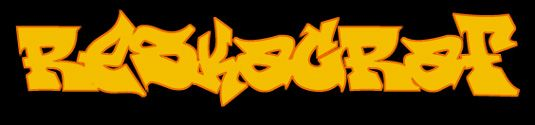 Free graffiti fonts - get em while they're hot, they're lovely....
