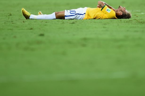Brazil vs Germany: Neymar injury is a blow but hope springs eternal for the World Cup hosts