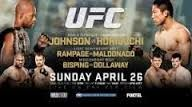 Watch upcoming UFC (Ultimate Fighting Championship) event is UFC 186 SAT. APR. 25 JOHNSON VS HORIGUCHI Live Stream Online on your device what you have such as Watch Live online TV Channels on Your PC, Mac, iphone, Ipad, Ipod, Mobile - Sports, Movies, News and Business Channels with only a TV Link.>>>http://livesportsstream.website/UFC-186-Live-streaming