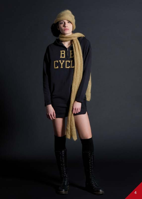 Cycle Lookbook Woman F/W 2012  #cycle