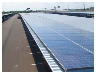 As a solar carports manufacturer, USA Eagle Carports can help you offset energy costs for lighting and carport electrical outlets.