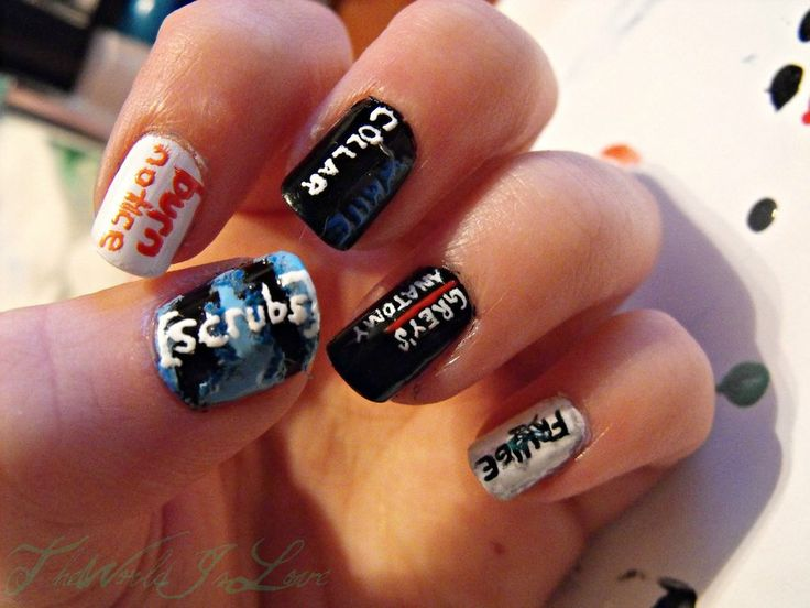 182 best nails tv images on pinterest belle nails tv and nail tv show logo prinsesfo Choice Image
