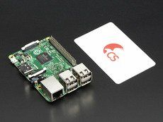 CadSoft EAGLE Hobbyist PCB Design Software V7 RasPi Combo Pack - Includes Raspberry Pi 2, Model B
