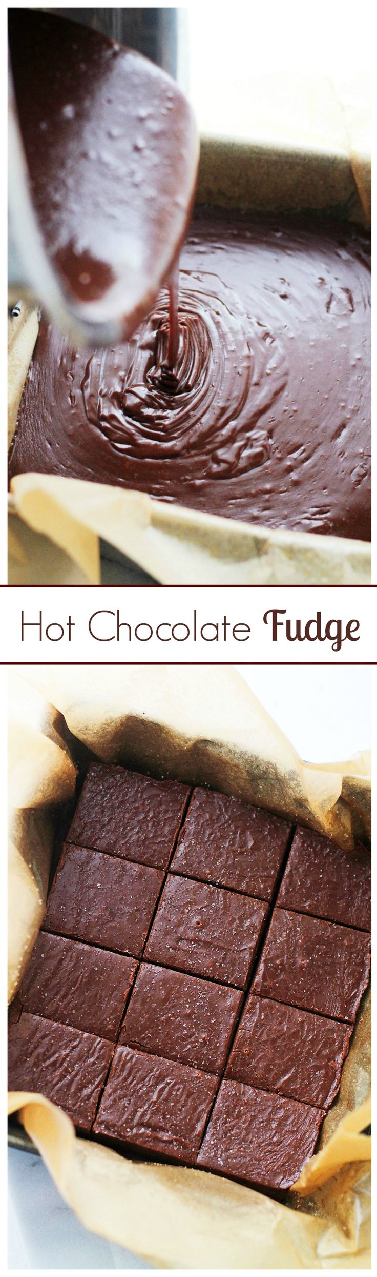 Hot Chocolate Fudge - With a little cayenne pepper, chili powder and lots of cinnamon, this fudge is spicy, delicious, chocolaty and EASY!