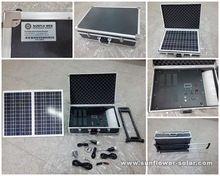 Solar Powered Electric Generator. Price:$289 #solarpoweredgenerator