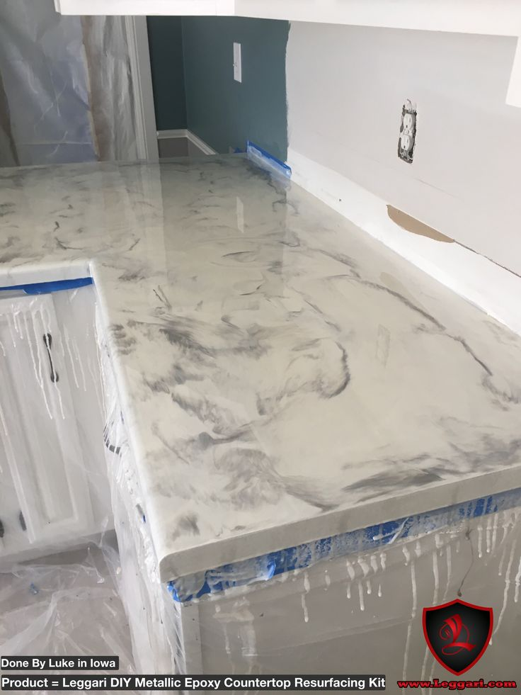 Painting Over Formica Countertops