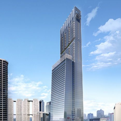 Som to build singapore 39 s tallest tower architecture for Famous buildings in singapore
