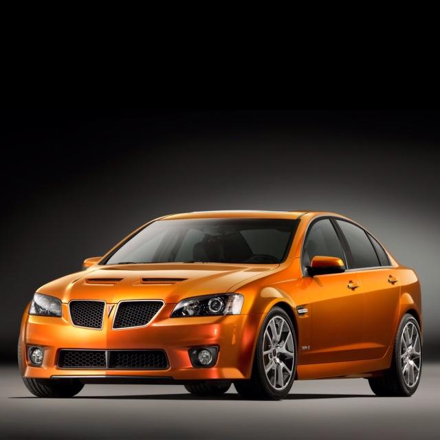Pontiac G8. I like these cars