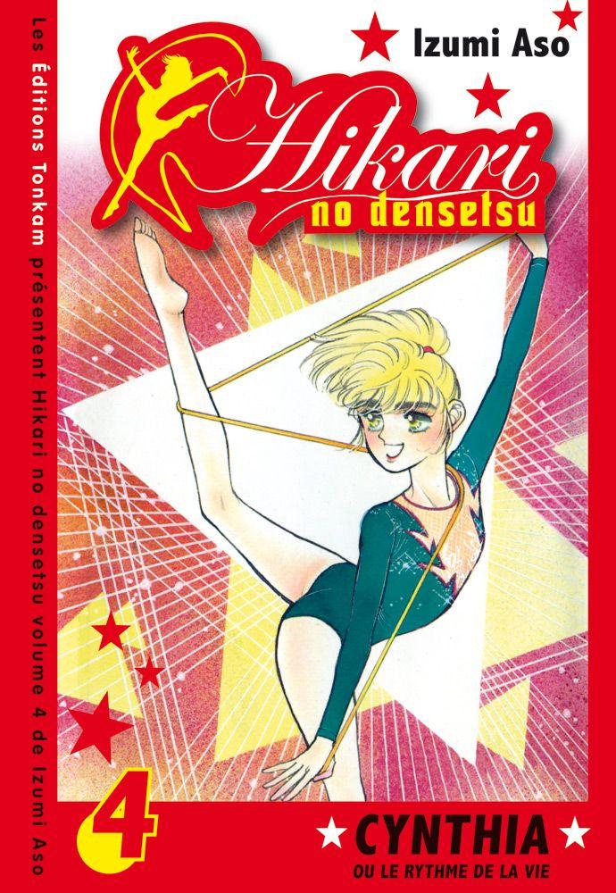 hikari no densetsu | Hikari no Densetsu - Cynthia ou le Rythme de la Vie 4 édition Simple ...