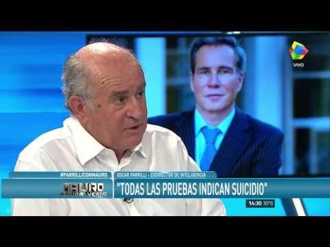 Parrilli sobre la muerte de Nisman y Stiuso