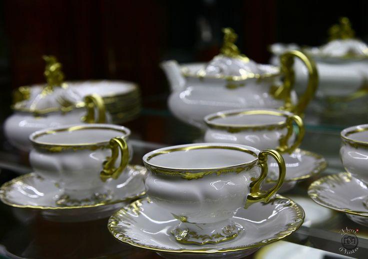 Finom porcelán csészék