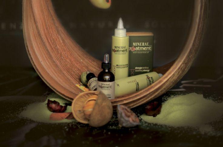 Mineral Treatment: Linea WOOD Programma Lenitivo #EmmebiItalia035 http://www.emmebiitalia.com/prodotti/mineral-ttreatment/programma-iperidrosi-water