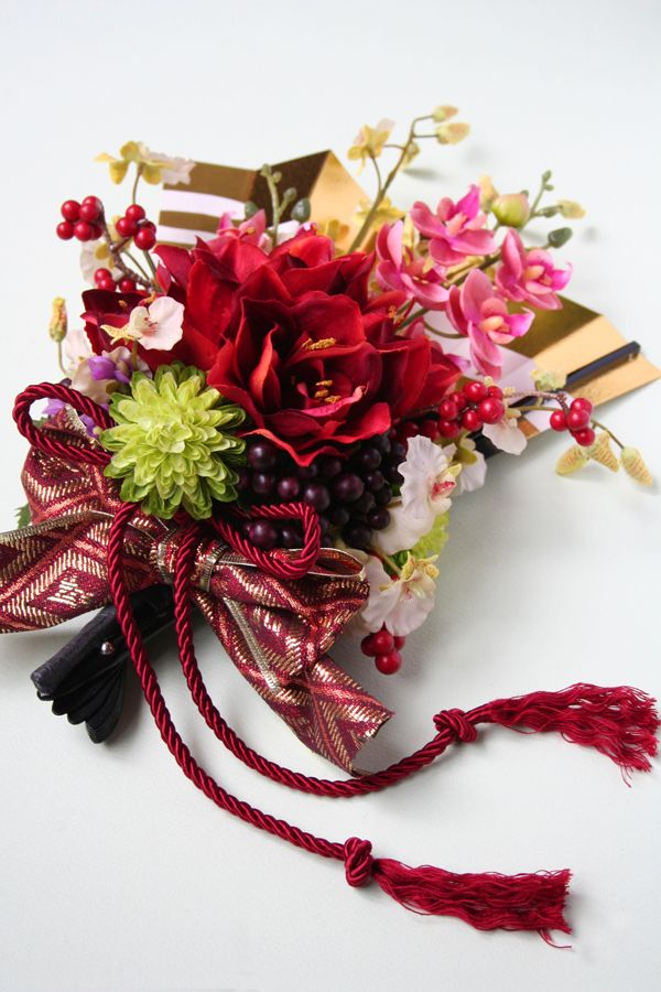 Japanese style bouquet