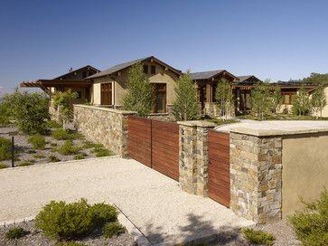 Earthy Modern - contemporary - exterior - san francisco - Noel Cross+Architects