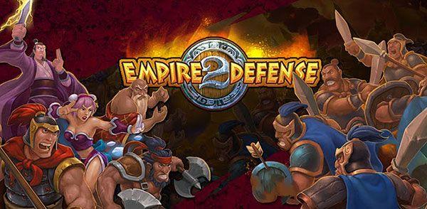 Game Android Empire Defense II dari developer GoodTeam, memiliki latar belakang di masa feodal Jepang. Pada masa itu tidak banyak yang bisa dilakukan orang kecuali berperang menggunakan baju besi sesuai warna masing-masing kubu.
