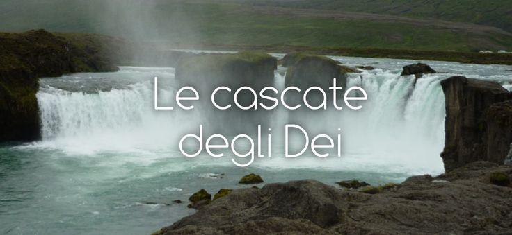 Islanda , le cascate degli Dei