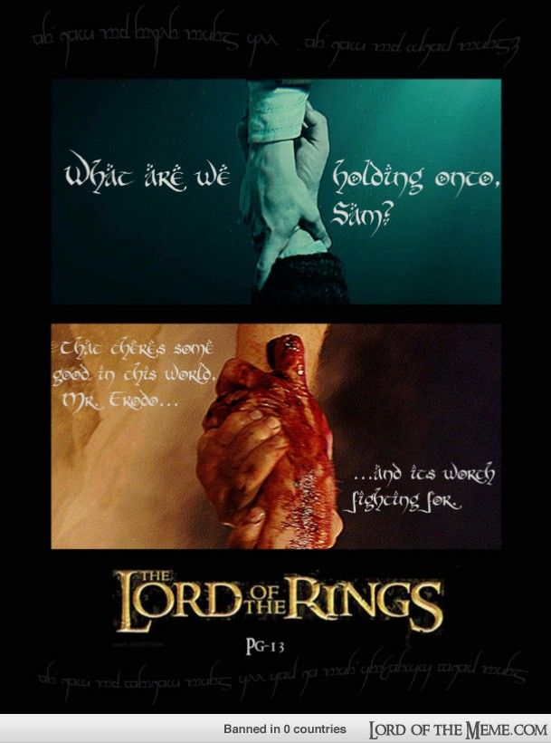 Lord Of The Rings The Two Towers Memes