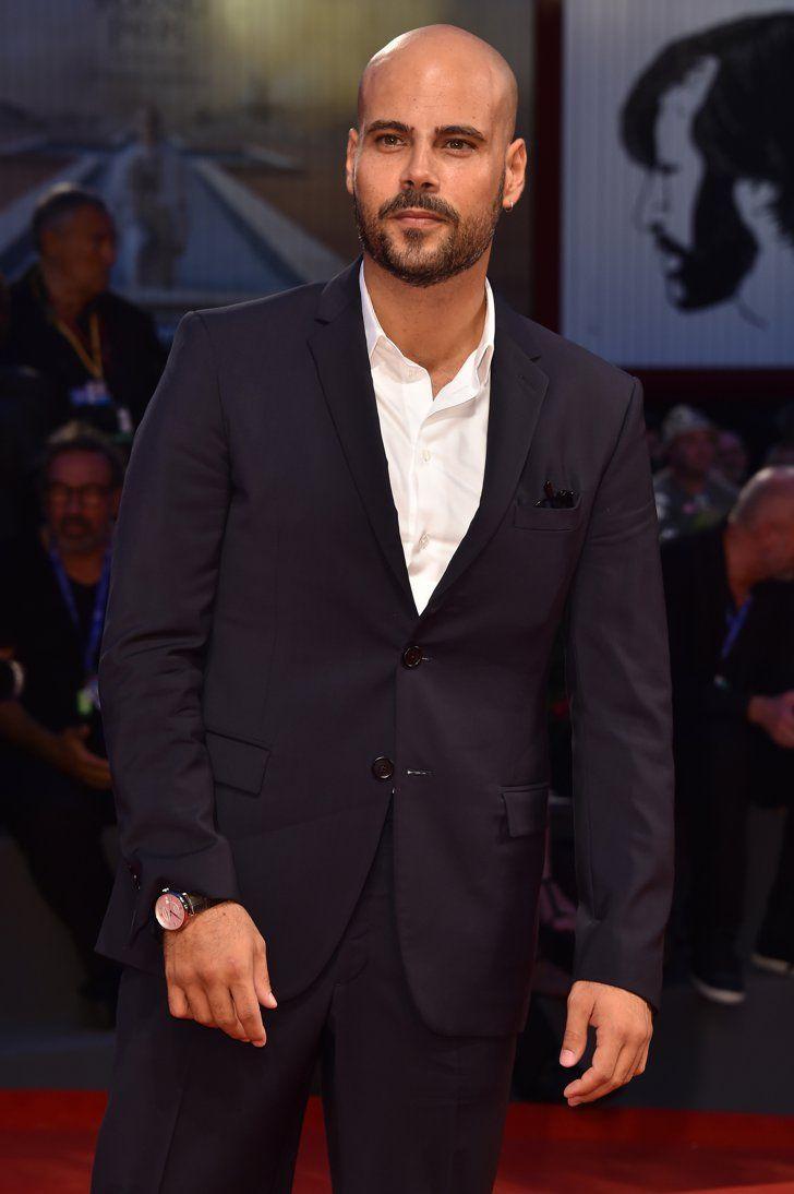 Le Festival du Film de Venise Nous Rappelle Qu'il N'y a Rien de Mieux Qu'un Homme en Costume Marco D'Amore