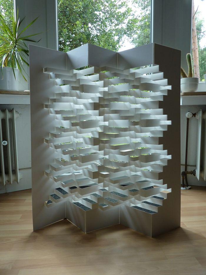 the 25+ best faltwand ideas on pinterest | innentüren mit glas ... - Raumtrenner Falttr